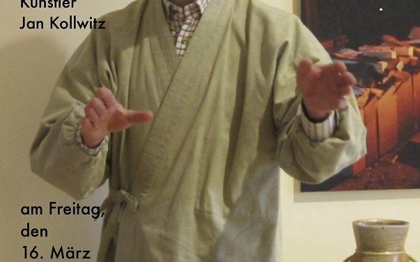 Jan Kollwitz im Gespräch
