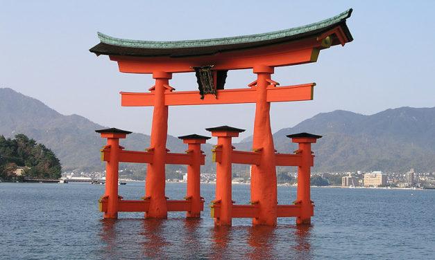 Vortrag über Miyajima