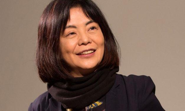 """Lesung und Gespräch zu """"SENDBO-O-TE"""" von Yoko Tawada"""