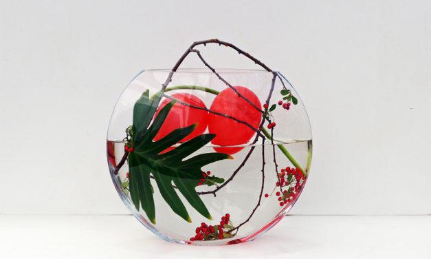 """Ikebana-Kunstausstellung """"Kontrast und Harmonie"""""""