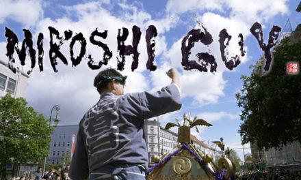 MIKOSHI GUY 祭の男 – Film über Festivals in Japan